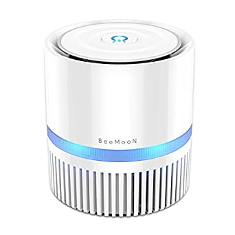 Beemoon Air Purifier Filter, Compact Air Cleaner Filter