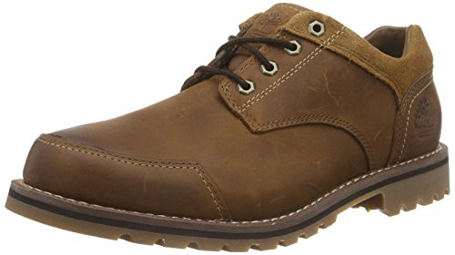 Timberland Larchmont Herren Oxford Braun (Oakwood Brown Fg And Suede)