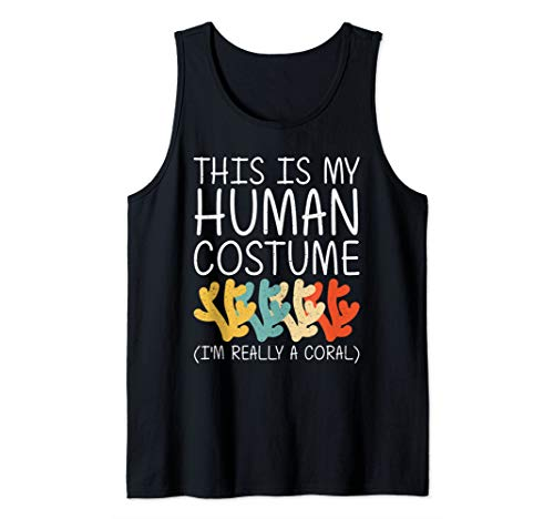 Coral Halloween Human Costume Polyp Reef Easy