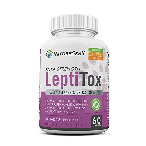 NatureGenX LeptiToX Colon Cleanser