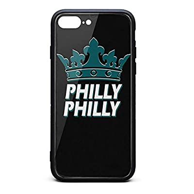 I-Phone 7Plus/8Plus Case Philly-Philly-Philadelphia-Crown- Ultra-Thin Back Case Air Cushion Technology and Clear Hybrid Drop Protection Soft for i-Phone 7Plus/8Plus