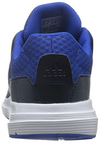 Galaxy Bleu 3 Bleues M Adultes Blanc Adidas bleu Marine Unisex Baskets ABHqCAwd