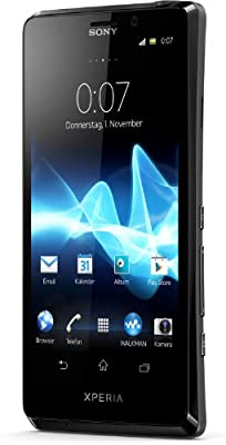 Sony Xperia T - Smartphone libre Android (pantalla de 4,55