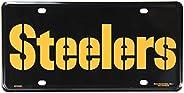 NFL Wordmark Metal Tag License Plate