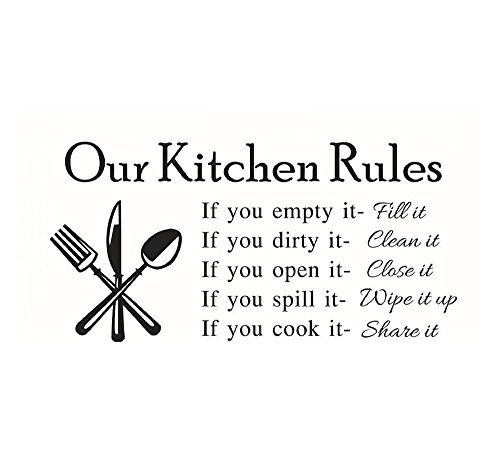 kitchen decals quotes - 1