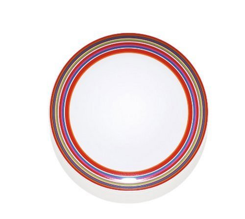 Iittala Origo Salad Plate, Brown OR201911