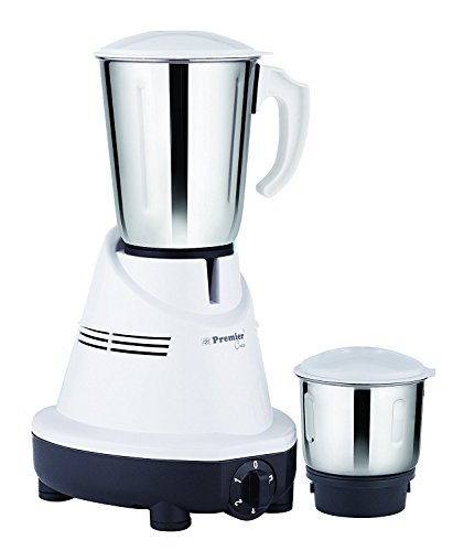 Premier Cute Twin Jar Mixer Grinder, 550 Watts