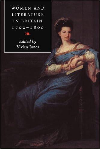 women in the eighteenth century jones vivien