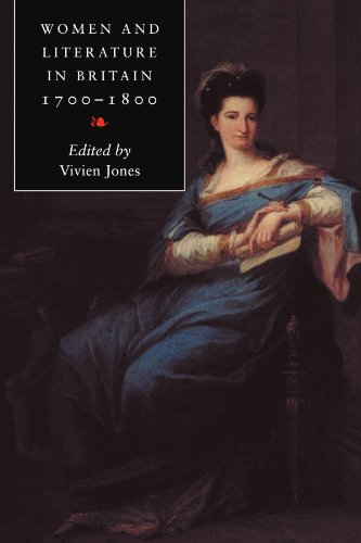 Women and Literature in Britain, 1700-1800