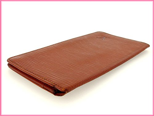79cae6eb9ef2 Amazon | (ルイヴィトン) Louis Vuitton 長札入れ ケニアブラウン ポルトカルトクレディ・円 エピ レディース 中古 Y806  | LOUIS VUITTON(ルイヴィトン) | 財布