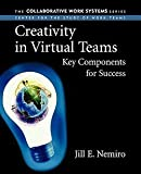img - for Jill E. Nemiro: Creativity in Virtual Teams : Key Components for Success (Paperback); 2004 Edition book / textbook / text book