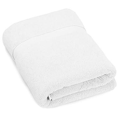 Pinzon Luxury 820-Gram Bath Towel - White