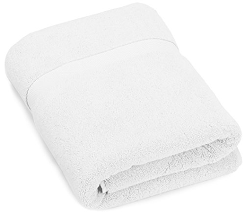Pinzon Heavyweight Luxury 820-Gram Bath Towel - White