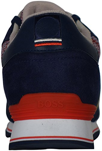Hugo Boss Trainers Canvas/Knit Panel 50385649 Parkour Runn Flag Blue deals cheap online outlet explore buy cheap authentic buy cheap great deals free shipping perfect vcS8Ax3X2