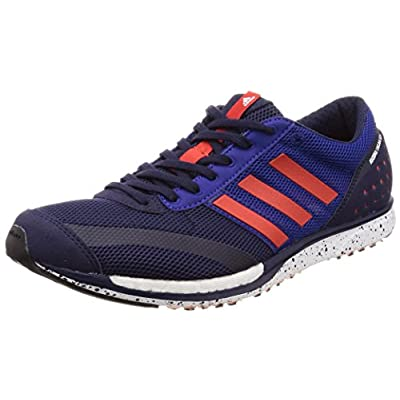 adidas Adizero Takumi Sen, Chaussures de Running Compétition Mixte Adulte, Noble Ink Hi-Res Red Real Purple