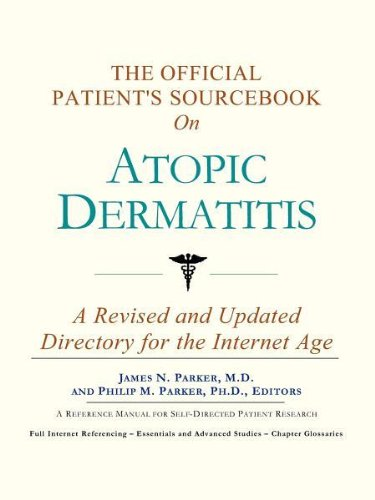 Read Online The Official Patient's Sourcebook on Atopic Dermatitis pdf