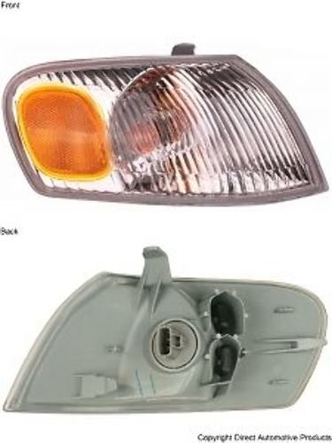 1998-1999-2000 Toyota Corolla Park Corner Light Turn Signal Marker Lamp Right Passenger Side (98 99 00)