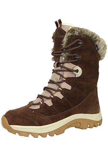 Boots 36 Winter Größe Boots Saskia LS Brown Women's TX Lackner Winter Brown Schuhe 7402 Damen EUR qZCxtTnwEE
