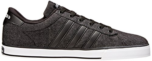 detailed look ac18e abbbf Amazon.com  adidas NEO Mens SE Daily Vulc Lifestyle Skateboarding Shoe   Fashion Sneakers