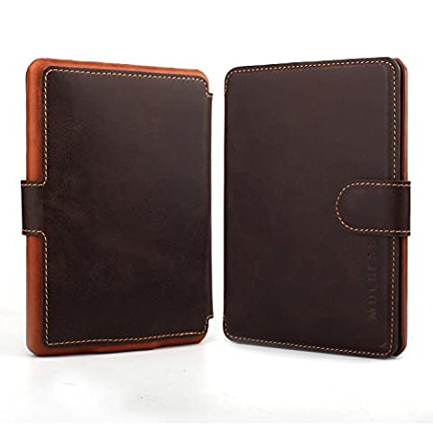 Mulbess Leather Flip Case with Wallet Pouch