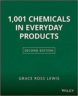 1001 Chemicals in Everyday Products: Amazon.es: Grace Ross Lewis: Libros en idiomas extranjeros