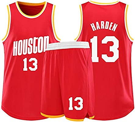 outlet store 0f6eb bf183 Jersey Houston Rockets James Harden Retro Jersey No. 13 ...