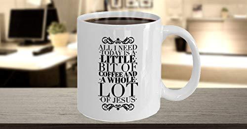 Inspirational Mug A whole lot of -