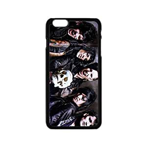 Personality women with skull Cell Phone Case for iPhone 6