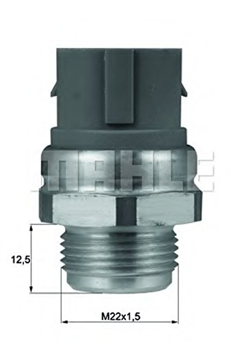 Behr Thermot-Tronik TSW 48D Interrupteur de tempé rature, ventilateur de radiateur Behr-Thermot-Tronik
