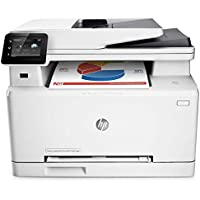 HP LaserJet Pro M277c6 Multifunction Color Printer, White (Certified Refurbished)