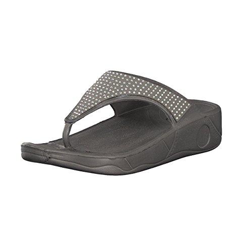 brandsseller - Sandalias para mujer gris