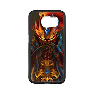 Samsung Galaxy S6 Cell Phone Case White Defense Of The Ancients Dota 2 DRAGON KNIGHT 006 KWL0567409