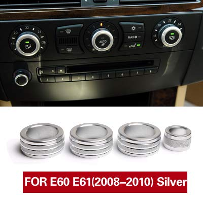 Car Accessories Interior For BMW E60 Air Conditioning Sound