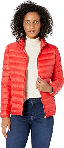 - Tumi Women's Clairmont Packable Travel Puffer Jacket Sunset X-Large