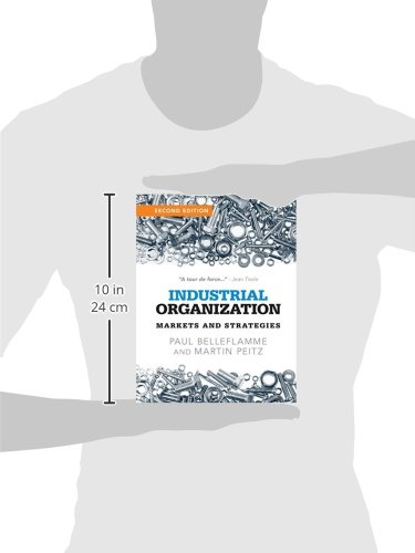 Industrial organization markets and strategies amazon paul industrial organization markets and strategies amazon paul belleflamme martin peitz fremdsprachige bcher fandeluxe Image collections
