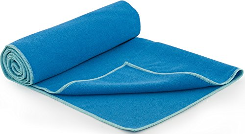 ProSource Faveo Hot Yoga Mat Towel