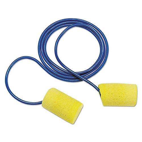 Aearo 311-1101 3M TEKK E-A-R Classic Yellow Corded Earplugs, Pack of - Katy Texas In Stores