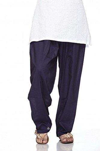 Cotton Plain Indian Salwar Pants in Several Colour - Kameez Yoga ()