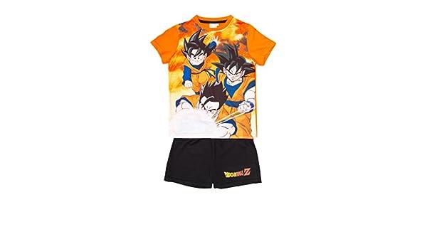 Madness Pijama Dragon Ball Naranja 4 años (104 cm): Amazon.es: Ropa y accesorios