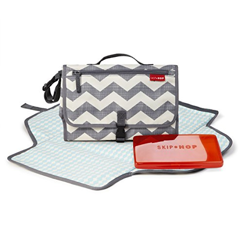 skip-hop-pronto-signature-portable-changing-mat-station-chevron
