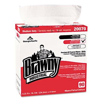 Georgia Pacific New Brawny Industrial Medium-Duty Premium...
