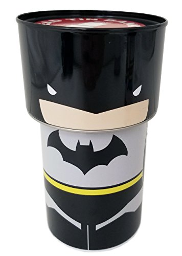 The Tin Box Company Batman Bobble Head Bank, Black