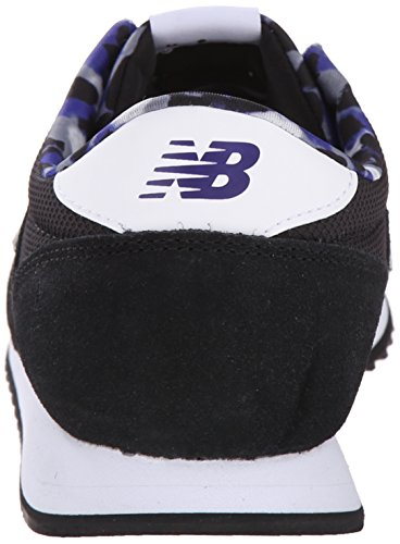 New Balance ML Wl420v1, Baskets Basses Femme Noir (Black/White)