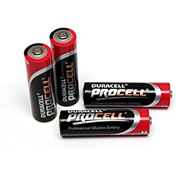 Amazon.com: Pack of 10 Duracell PC1500 Procell AA Size