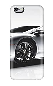 Fashionable Style Case Cover Skin For Iphone 6 Plus- Lamborghini Murcielago Lp640 Roadster