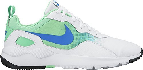 Galleon - NIKE Womens LD Runner Shoes White Soar - Electro Green 882267-102  (9.5) ce207c1f2