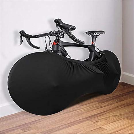 AUXMART Bike Wheel Cover Indoor Anti Dust High Elastic Bicycle Wheel Bag