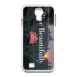 Special Design Cases Samsung Galaxy S4 I9500 Cell Phone Case White Stella Artois Imvpd Durable Rubber Cover