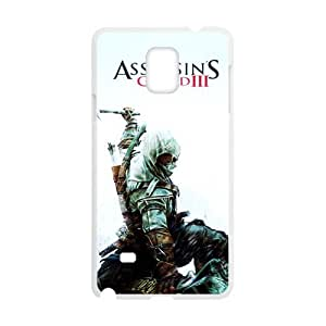 Assassin's creed Cell Phone Case for Samsung Galaxy Note4