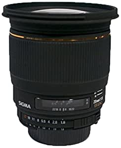 Sigma 20mm f/1.8 EX DG RF Aspherical Wide Angle Lens for Nikon SLR Cameras